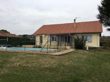 vente maison TRELISSAC 100m2 235400€