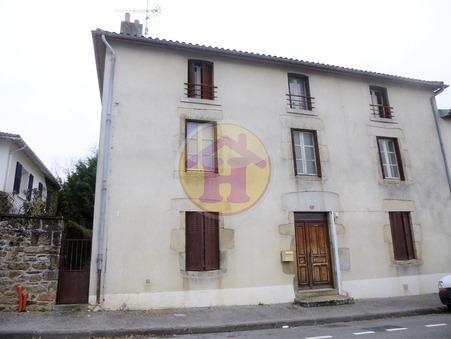 vente maison Saint-Junien 216m2 102600€