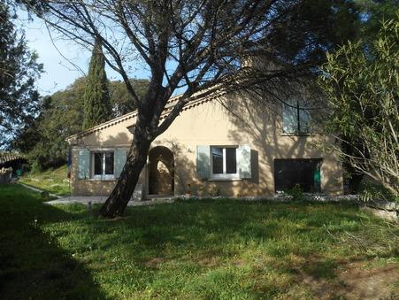 vente maison CAUMONT SUR DURANCE 295000 €