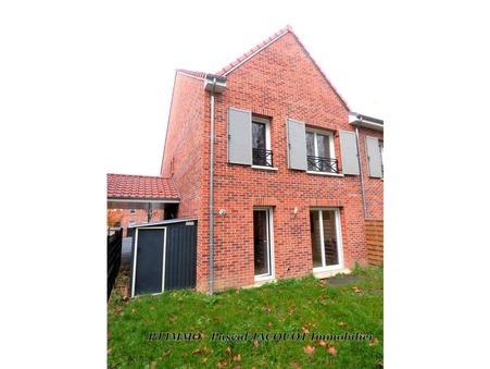 Vente Maison TOURCOING N° mandat222 - Slide 1