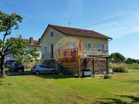 vente maison ROCHECHOUART 78m2 139635€
