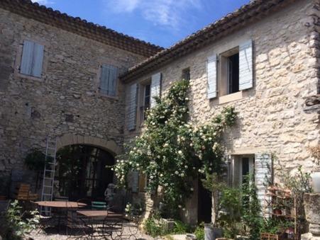 vente maison LE THOR 380000 €
