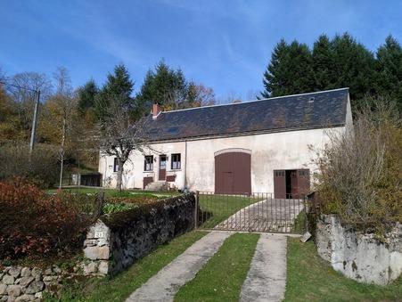 vente maison CUSSY EN MORVAN 100m2 86000€