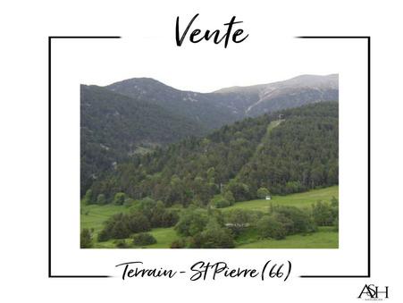 Vente Terrain Saint-Pierre-dels-Forcats Ref :ASH01b - Slide 1