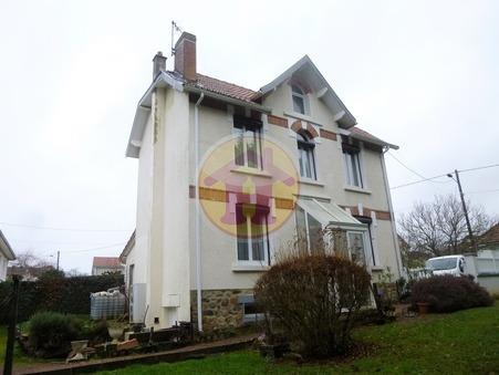 vente maison Saint-Junien 60m2 117700€
