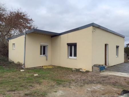 vente maison Saint-Nizier-sur-Arroux 62m2 52000€