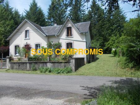vente maison NEUVIC 110m2 81000€