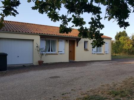 Louer maison LA BERNERIE EN RETZ 85 m²  795  €