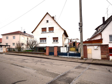 Vente Maison SELESTAT Réf. 1075 - Slide 1