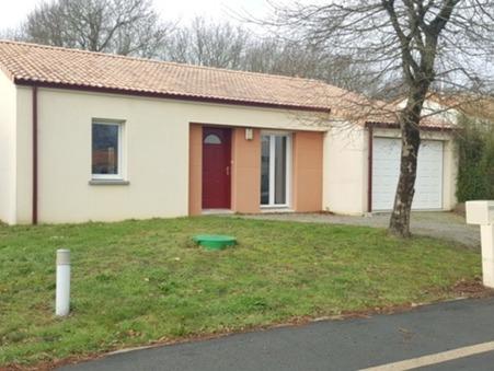 Acheter maison LA BERNERIE EN RETZ 85.28 m²  269 000  €