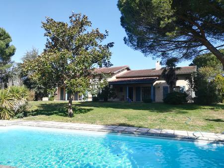 Vente maison PIBRAC 182 m²  525 000  €