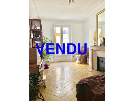A vendre appartement Paris 17eme Arrondissement 75017; 695000 €