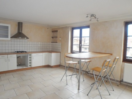 location appartement VILLEFRANCHE SUR SAONE 100m2 656€