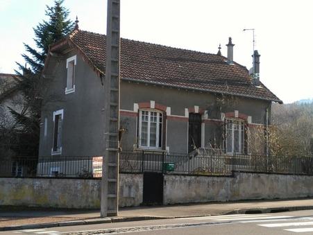 vente maison AUTUN 90m2 91000€