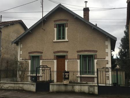 vente maison TRELISSAC 122m2 82500€