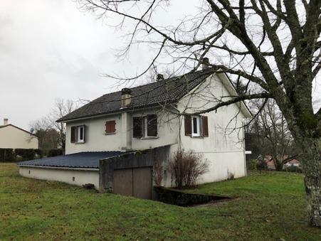 vente maison PEYRILHAC 82m2 107500€