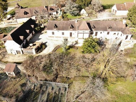 vente maison AZERAT 298m2 535000€