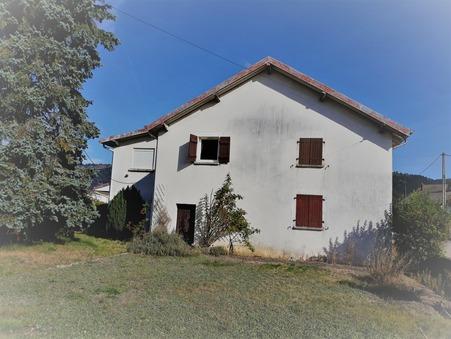 vente maison VAGNEY 110m2 93500€