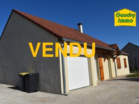 Acheter maison IS SUR TILLE 98 m²  196 000  €