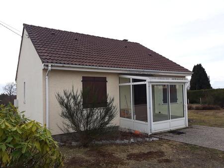 vente maison USSEL 61m2 66000€