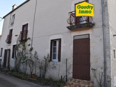 vente maison IS SUR TILLE 82m2 112500€