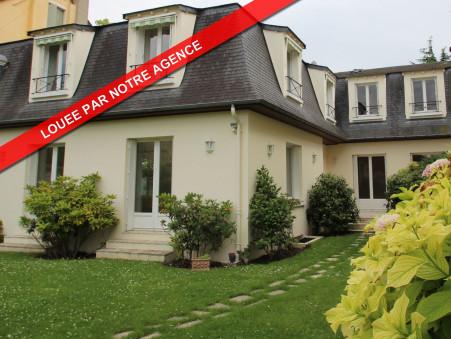 location maison CROISSY SUR SEINE 210m2 4000€