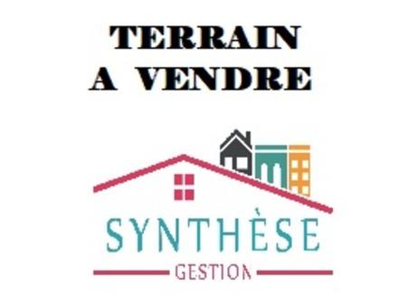 Vente Terrain CHANIERS Réf. 1048 - Slide 1