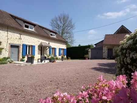Vente maison 213840 € Montchevrel