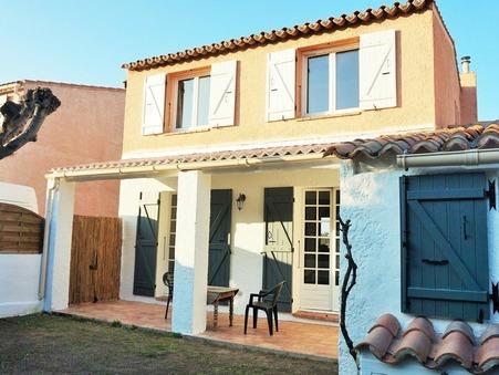 vente maison CHATEAUNEUF LES MARTIGUES 105m2 319000€