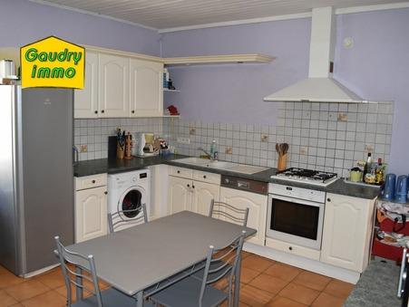 A vendre maison CUSSEY LES FORGES 91 m² 89 000  €