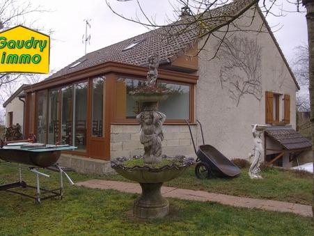 vente maison MARSANNAY LE BOIS 137m2 259500€