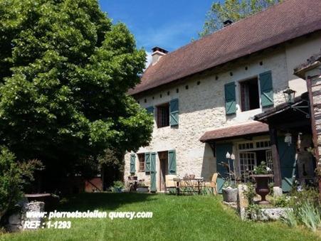 vente maison LAUZES 120m2 183500€