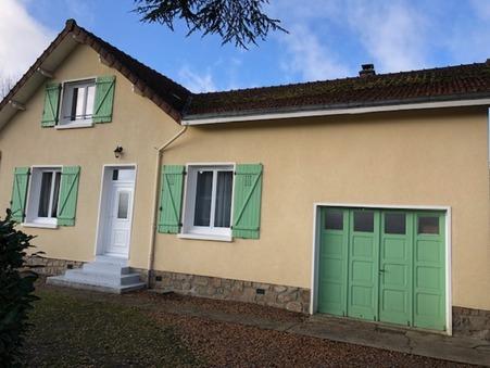 vente maison CIEUX 112m2 154000€