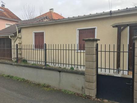 vente maison SAINT CYR L'ECOLE 60m2 305000€