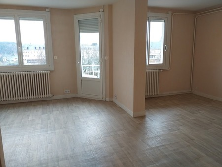 location appartement USSEL 70m2 562€