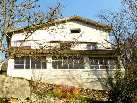 vente maison Saint-Auvent 112m2 169600€
