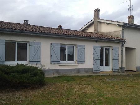 Acheter maison Preignac 93 m²  165 000  €