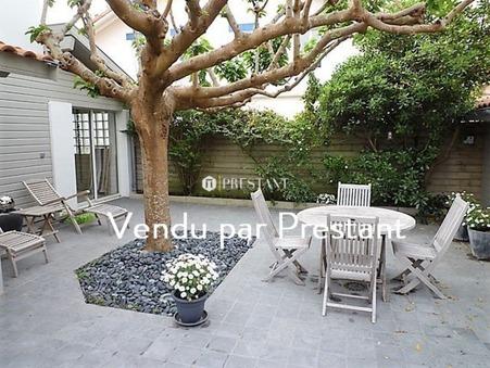 vente maison HOSSEGOR 110m2 615000 €