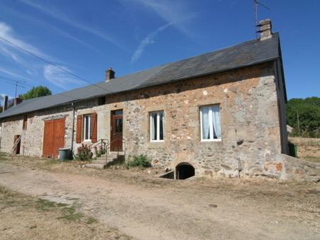 vente maison VILLAPOURCON 92m2 39500€
