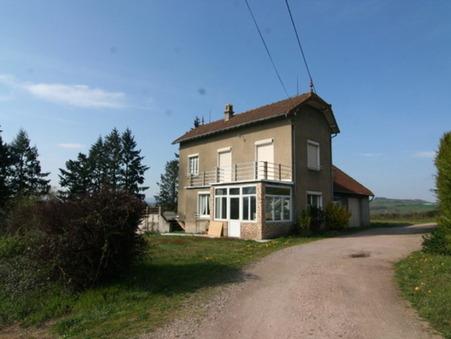 vente maison CHARBONNAT 140m2 75500€