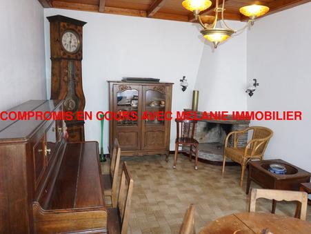 vente maison CORNIMONT 72m2 74000€
