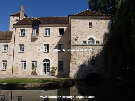 vente maison Saint-Pierre-lès-Nemours 2625000 €