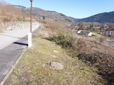 vente terrain SAULXURES SUR MOSELOTTE 0m2 21547€