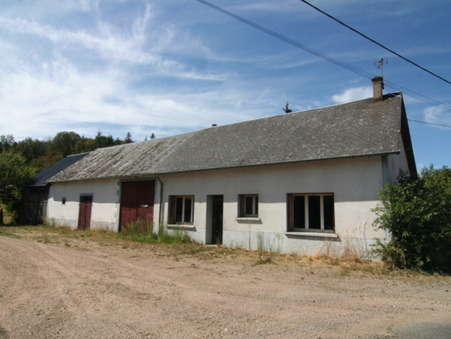 vente maison Saint-Honoré-les-Bains 93m2 39500€