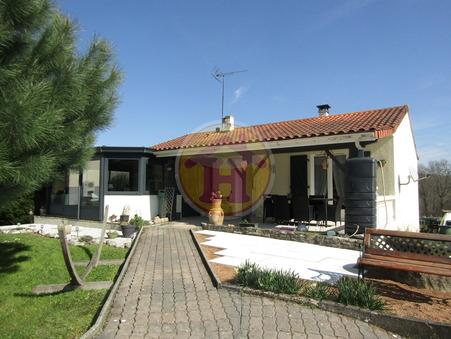 vente maison EXIDEUIL 107m2 144450€
