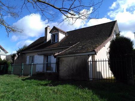 vente maison ETANG SUR ARROUX 86m2 95000€