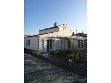 Vente Maison SAINTES Réf. 1084 - Slide 1