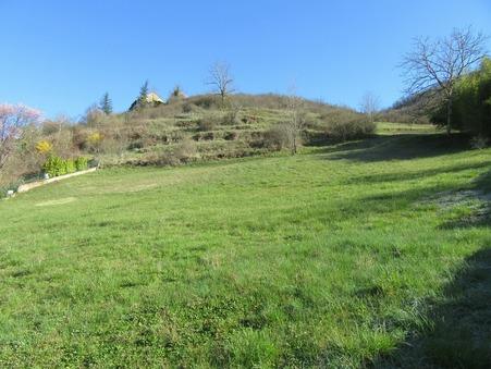Vente terrain 55000 € Marcillac Vallon