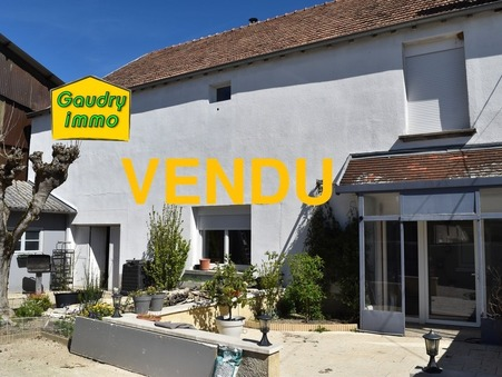 vente maison TIL CHATEL 160m2 186000€