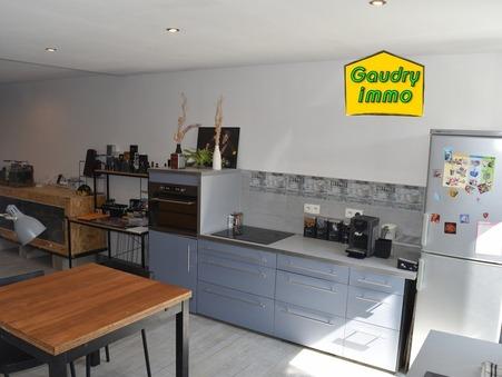 Acheter appartement TIL CHATEL 56.9 m² 68 500  €